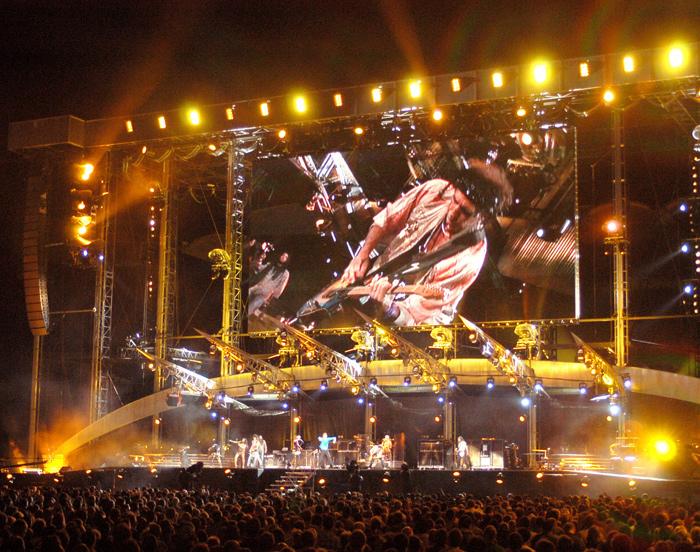 Michael Jackson - Black & Live - Live In Bukarest 1992